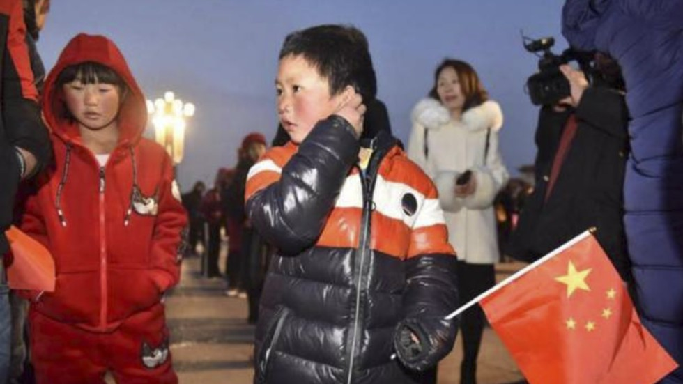 China S Ice Boy Visits Beijing And Enjoys Miracle Of
