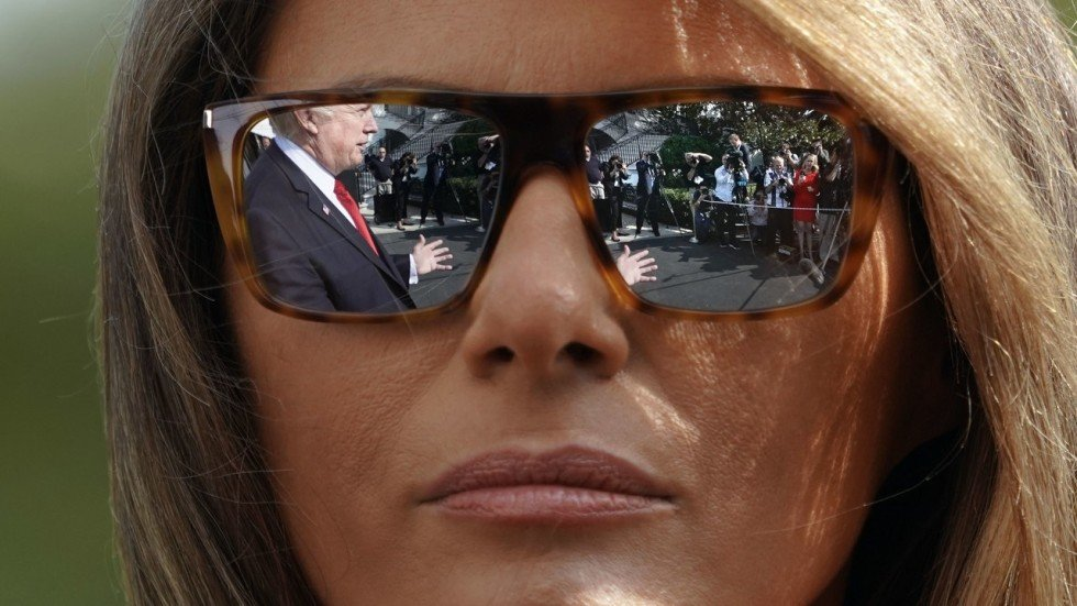 Furious Melania Was Blindsided By Report Of Trumps -6197