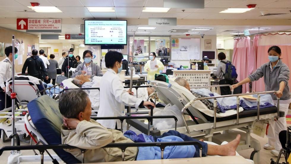 Hong Kong S Struggling Public Hospitals Need A Transfusion