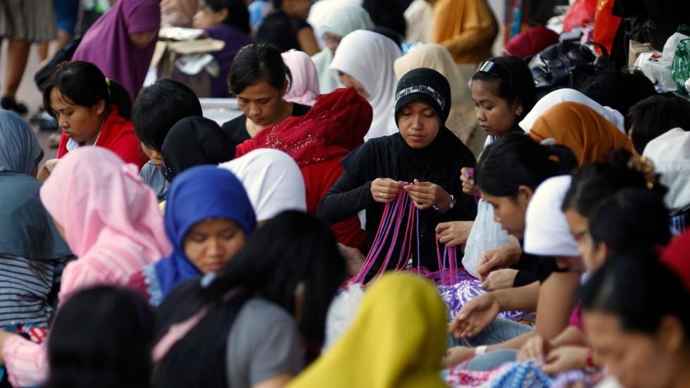 black malaysia Exploited teens