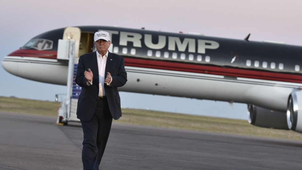 Image result for trump's personal pilot