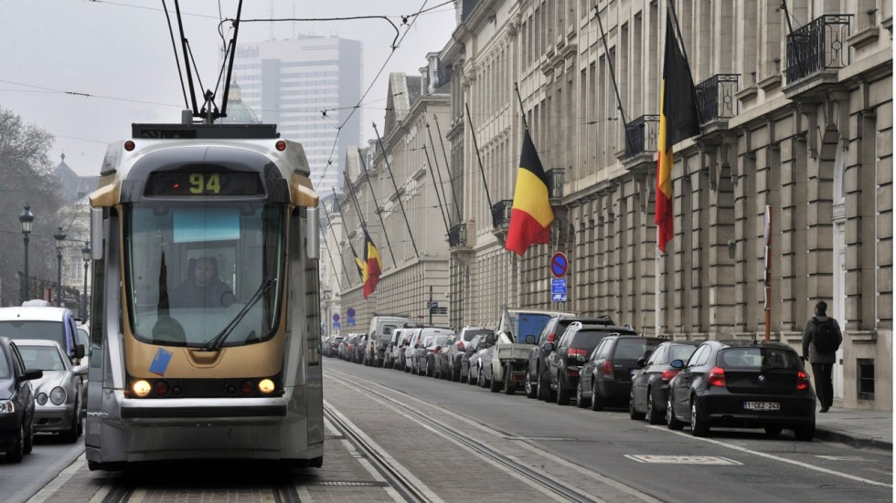 Brussels To Make Public Transport Free On Days With High Air Pollution