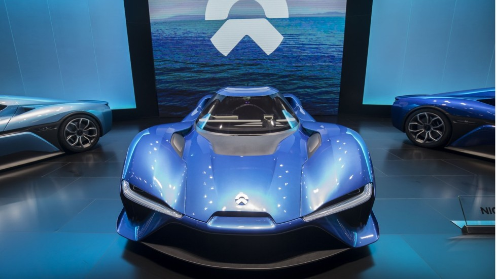 Green Light Auto >> Tesla challenger NIO and car giant SAIC given green light to road test autonomous driving in ...