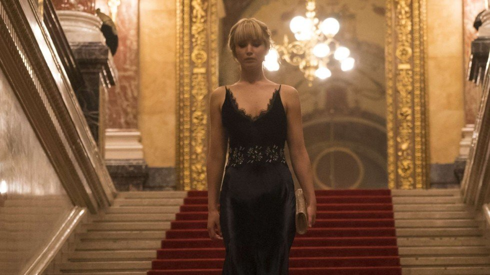 Red Sparrow film review: Jennifer Lawrence blends sex and ...