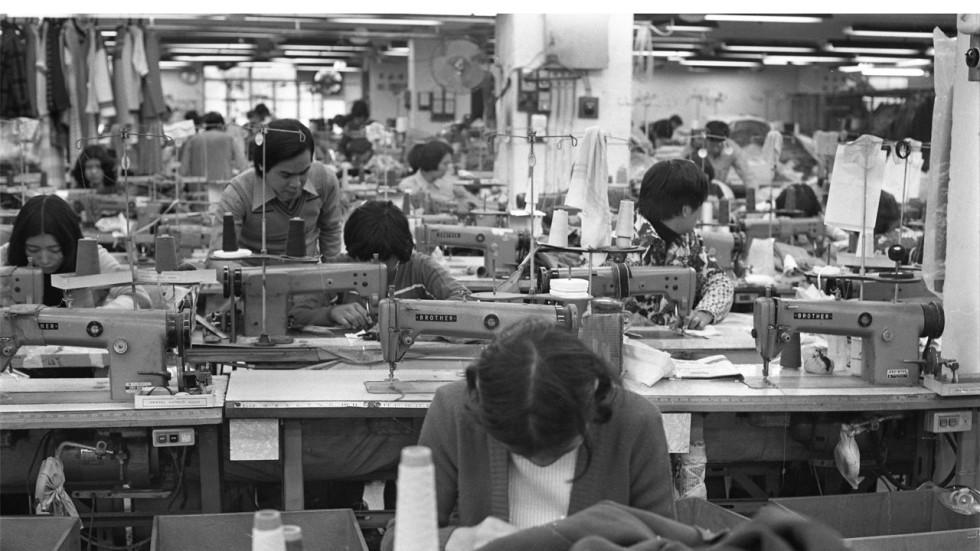 history of hong kong�s textile and fashion industry