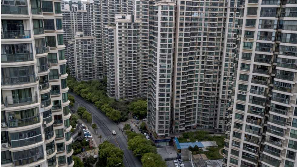 The only way to buy property in Shanghai these days is to win the lottery
