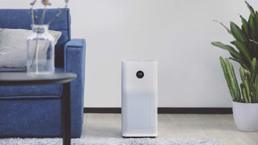 Mi Air Purifier 2s New Oled Display Makes It A Winner And Laser