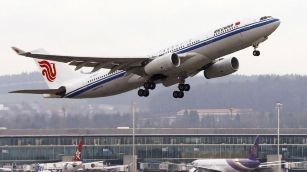 Air China Resumes Regular Flights Between Beijing And Pyongyang