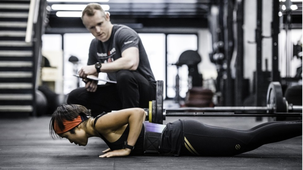 Dating crossfit coach