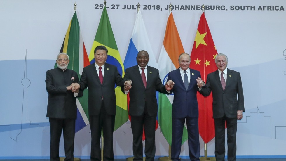 Brics Nations Pledge Unity In Face Of Us China Trade War South