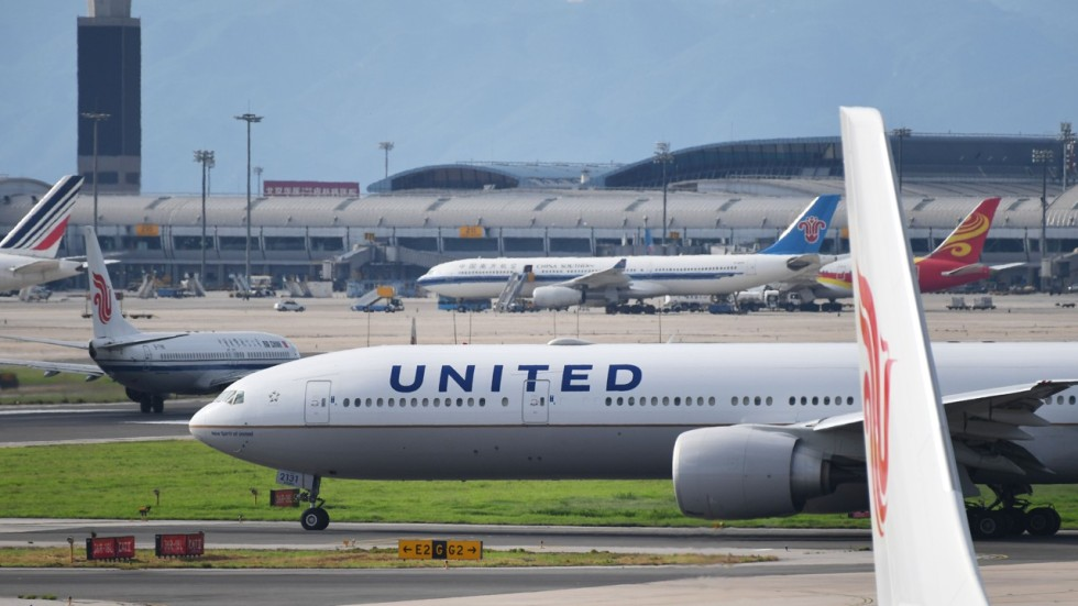 beijing unimpressed by united airlines flexible approach to