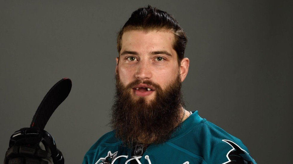 Nhl Hairstyles Mullets Beards And Moustaches A Primer For The