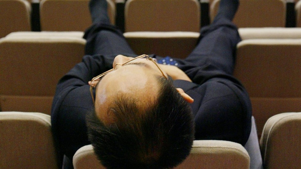 need a nap at work some japanese firms say that s no problem and