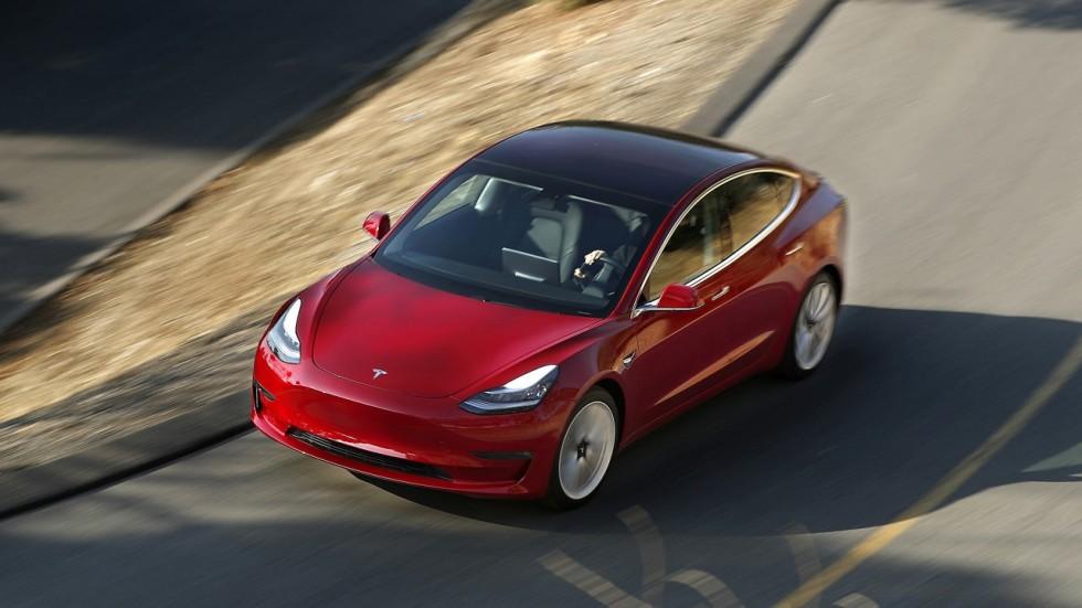 How California police stopped Tesla Model 3 doing 110km/h ...