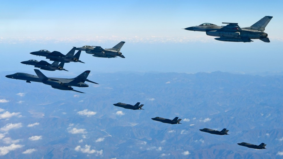 Seoul voices concerns as more Chinese military aircraft spread their wings  in South Korean air defence zone | CHINDIA ALERT: You'll be living in their  world, very soon