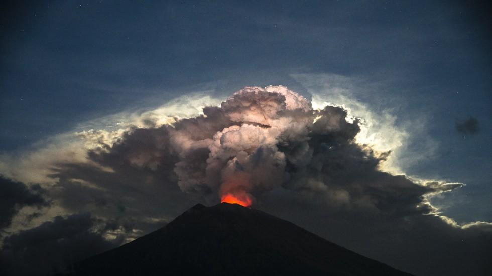 Wang eruption