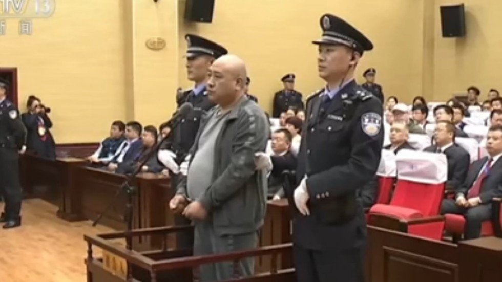 China's 'Jack the Ripper' executed for murder of 11 women ...