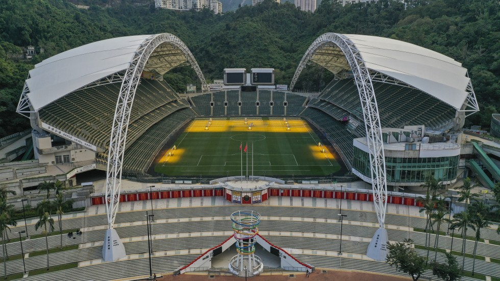 Hong Kong's biggest sports stadium to have capacity