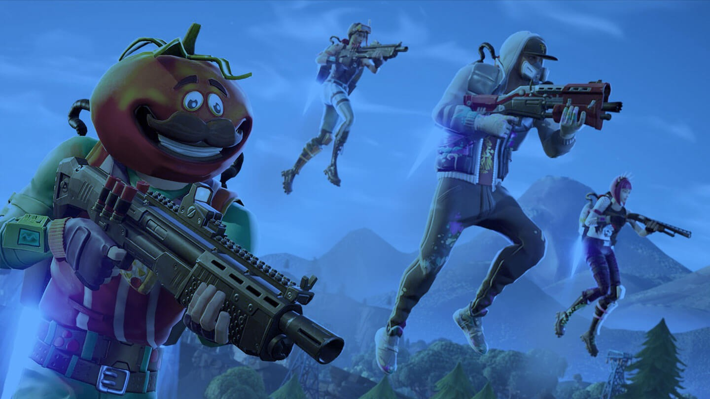 Epic Games issues patch to fix Fortnite's Alpha Tournament bugs