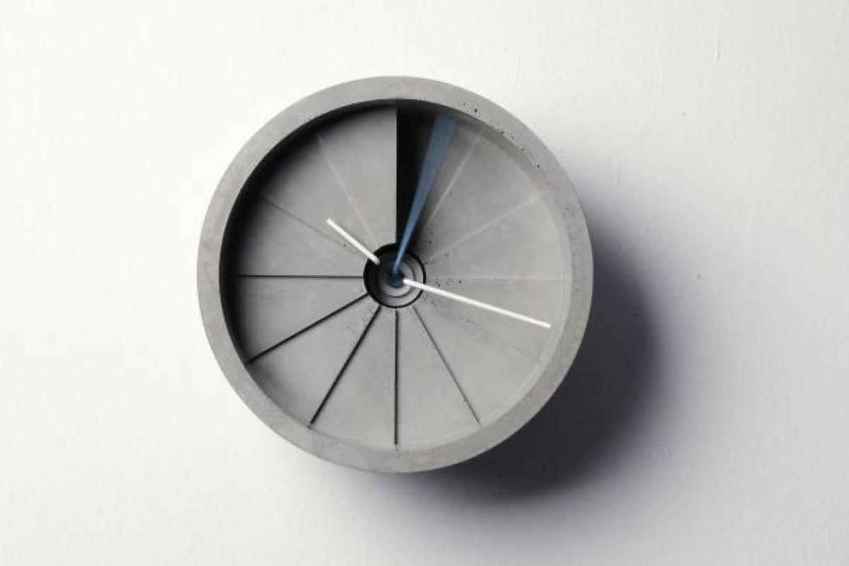 flaunt it it u0027s high time for designer clocks post magazine