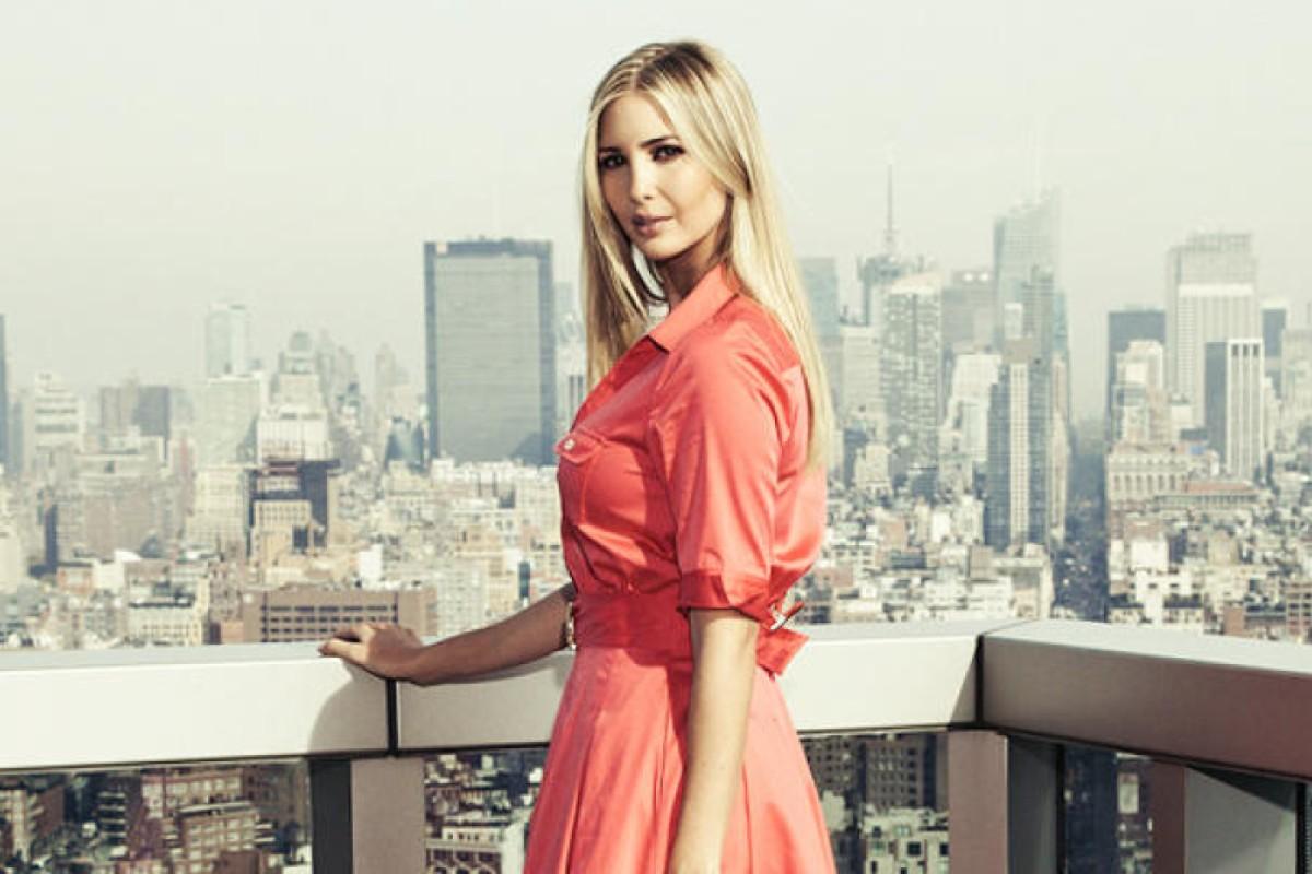 My Life: Ivanka Trump talks family, branding and China