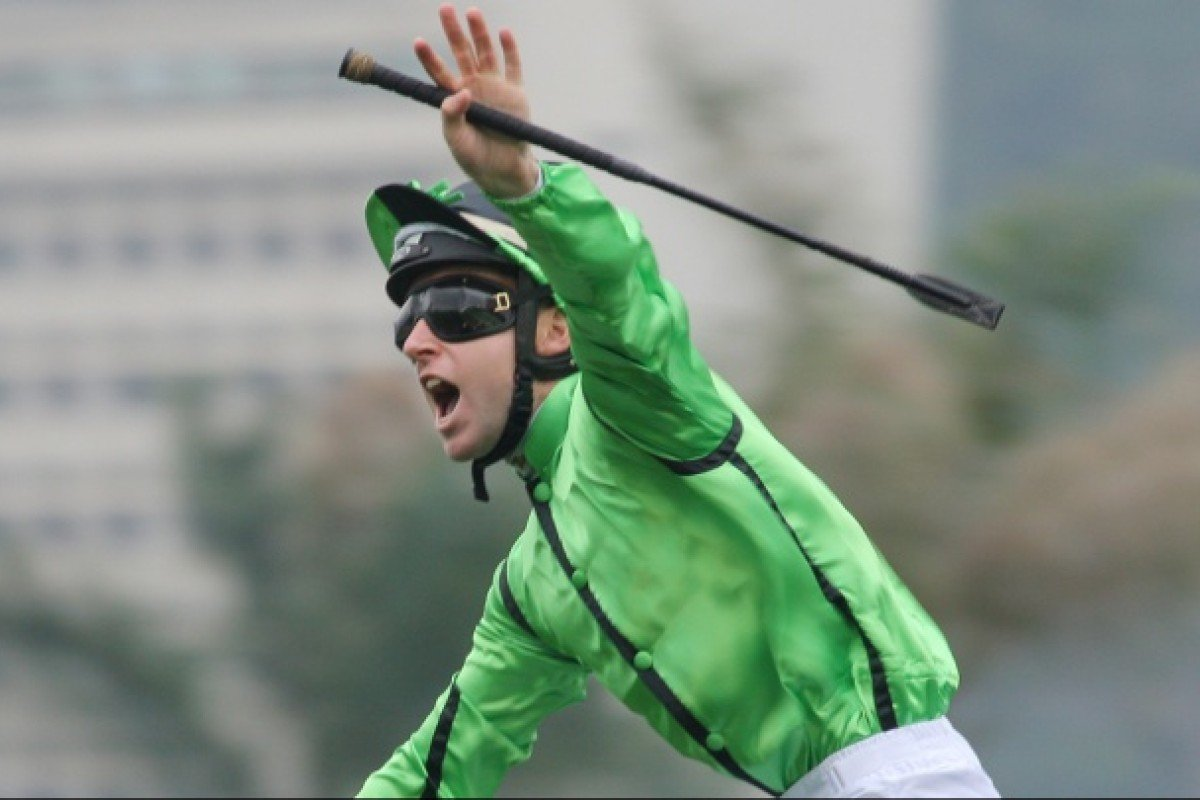 Tommy Berry. Photo: Kenneth Chan