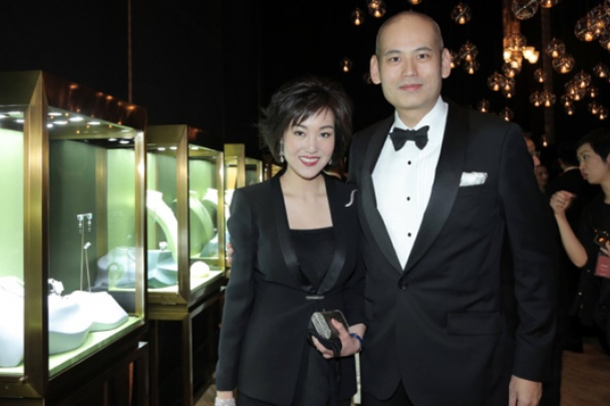 Jane Chao and Dominique Lee