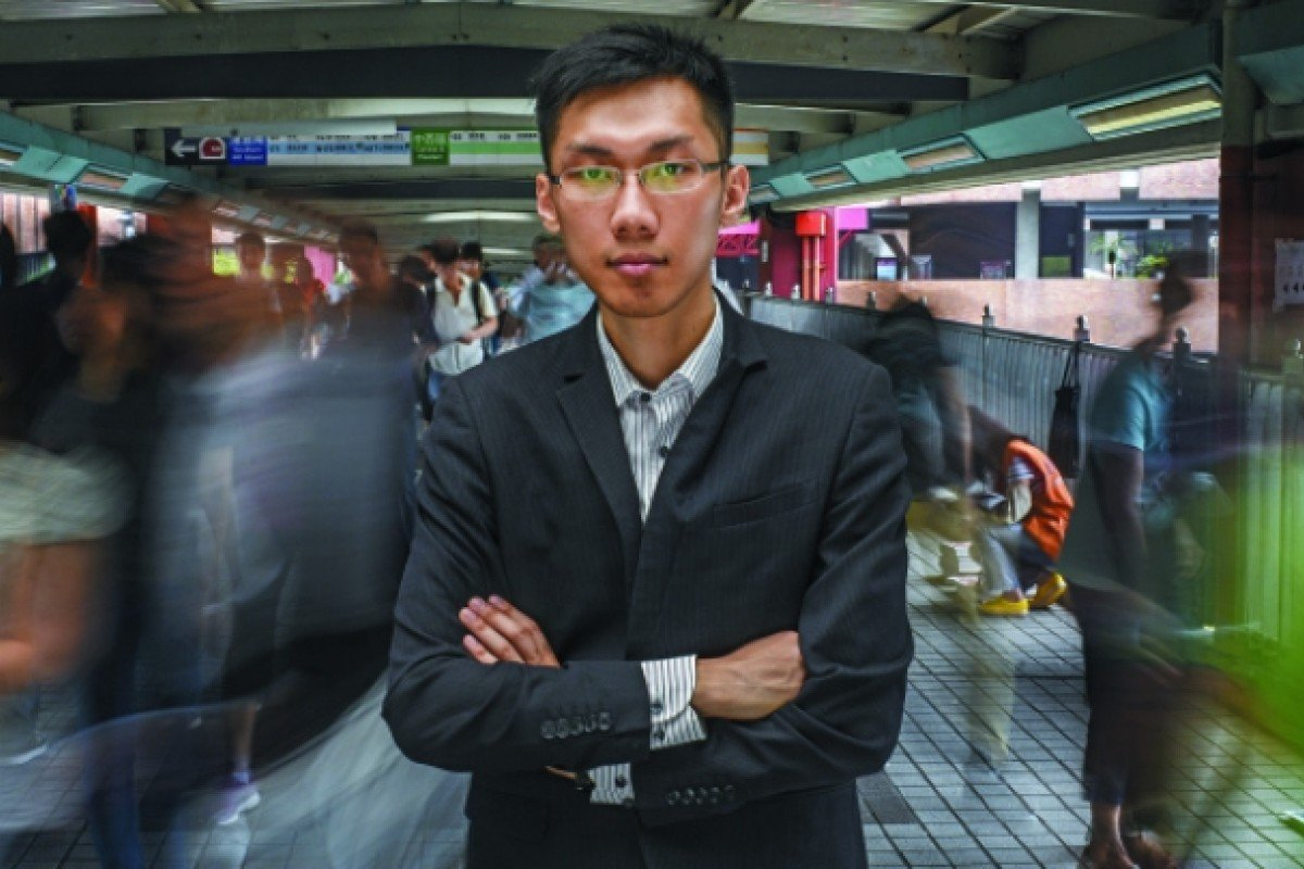 Hongkonger Yuen Hoi-man has worked with a university mentoring programme aimed at helping mainland students assimilate.