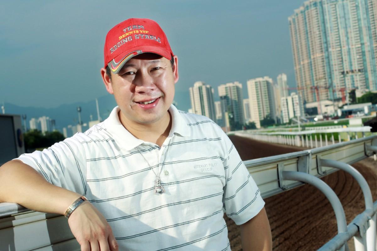 Trainer Dennis Yip Chor-hong