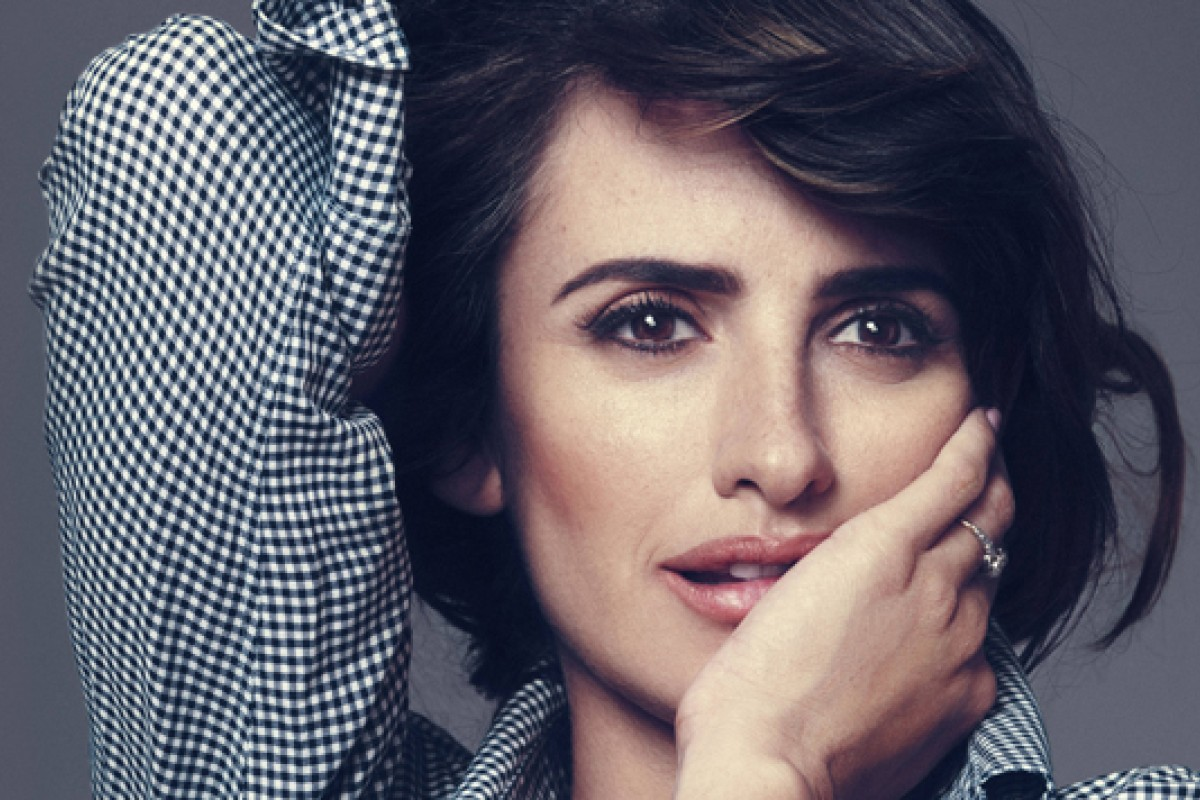 Penelope Cruz says collaborating with Loewe was a learning experience for her. Her designs were influenced by her being a mum.