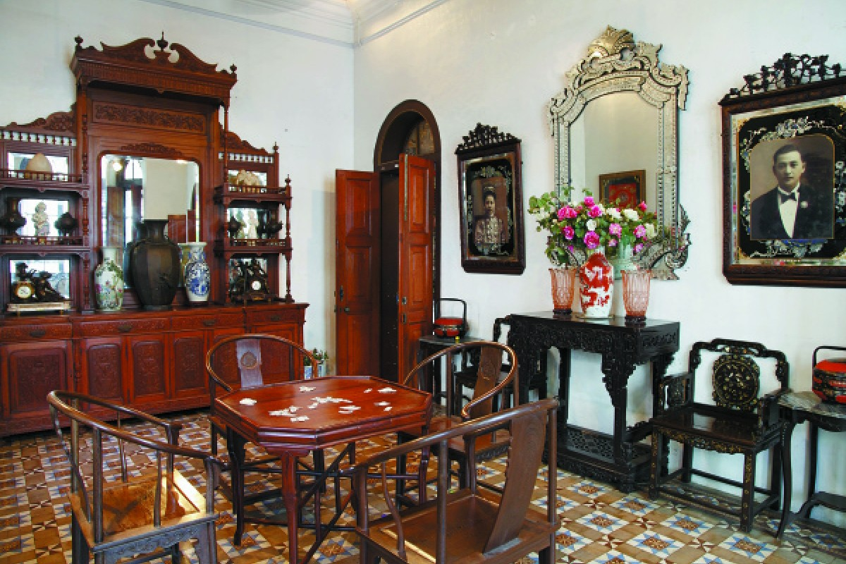 Genial A Chinese Style Room In The Pinang Peranakan Mansion In George Town. Photos: