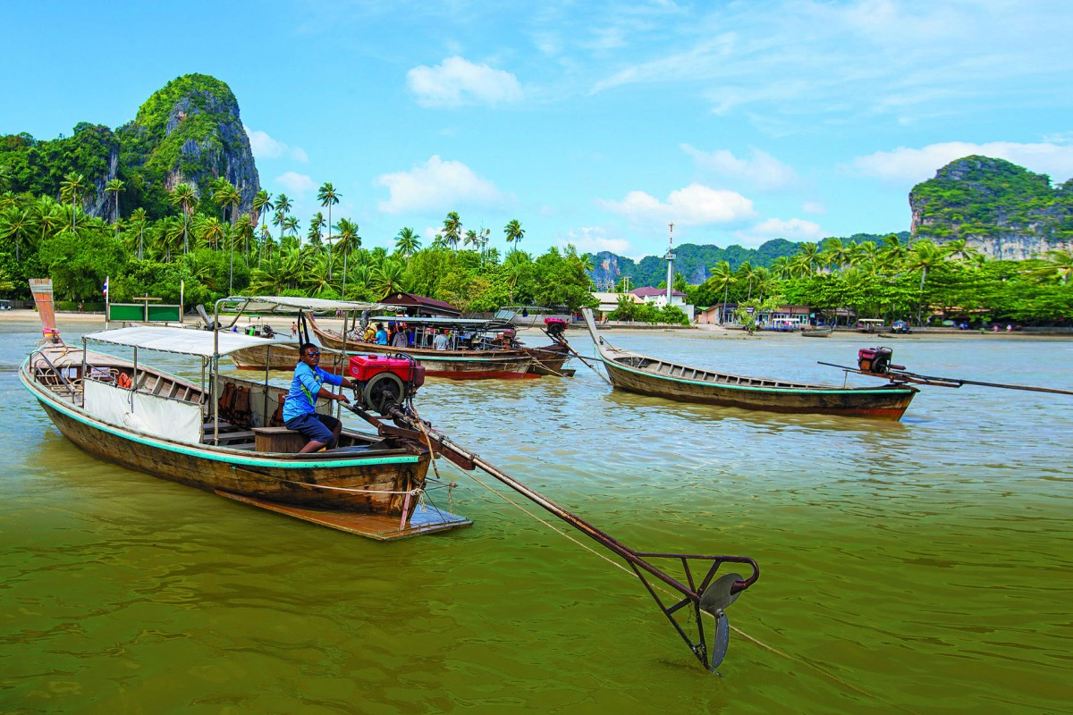 How Long Tail Boats Keep Southern Thailand Afloat Post