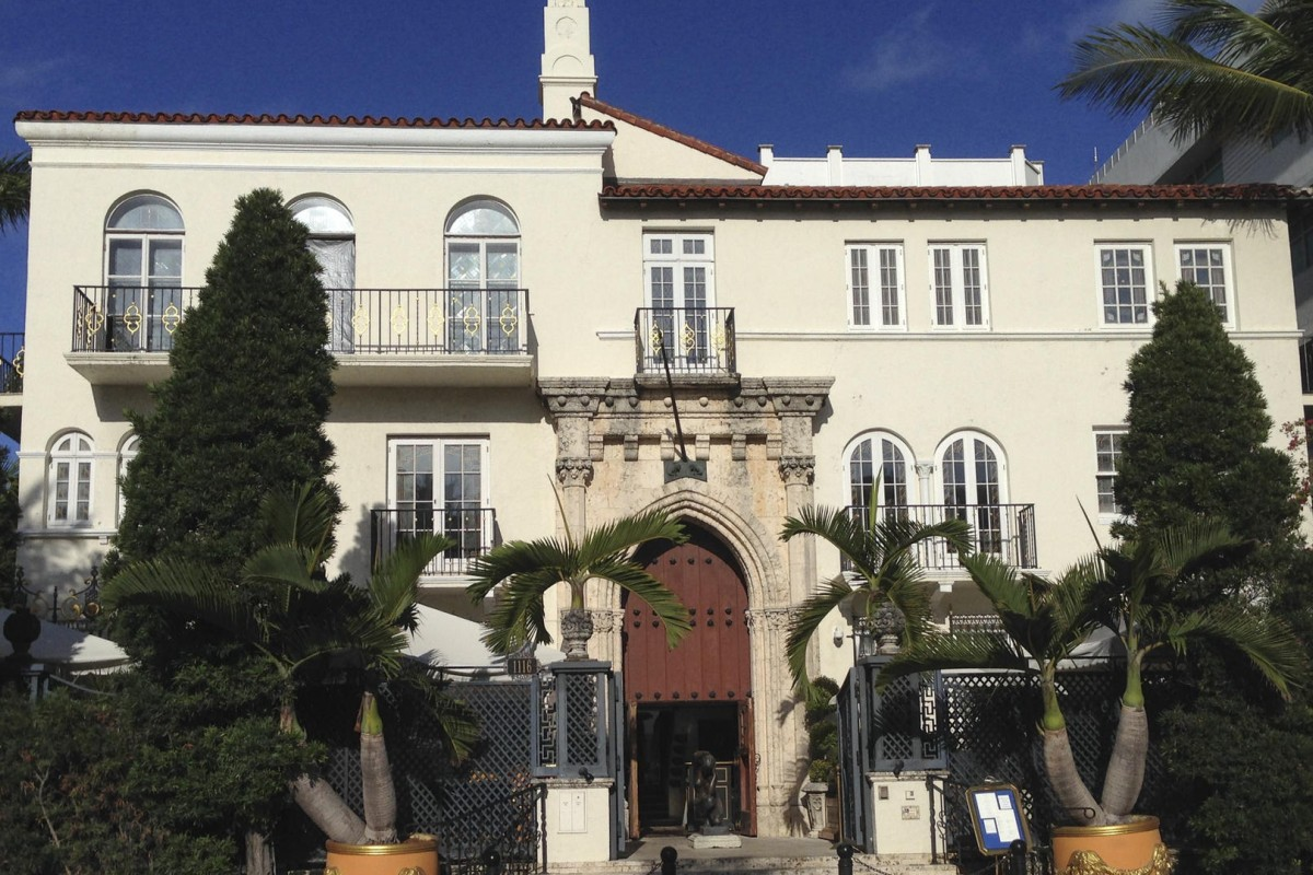 Casa Casuarina, which is also known as Versace Mansion. Photos: Ralph Munroe/HistoryMiami; Judith Ritter; Corbis