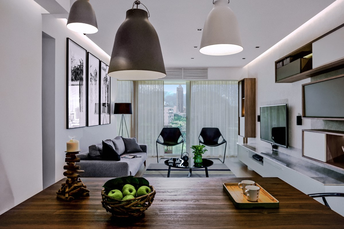Home Design: Design Tweak Gives Hong Kong Home Flow