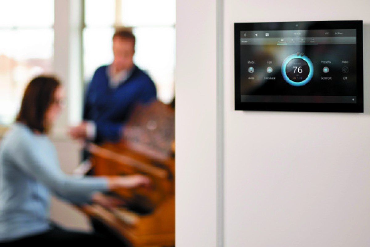 Smart-home industry experts believe an automated home will become the new norm. Photos: Thinkstock