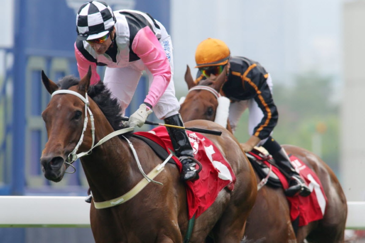 Why Able Friend's Jockey Club Mile travails could bode well