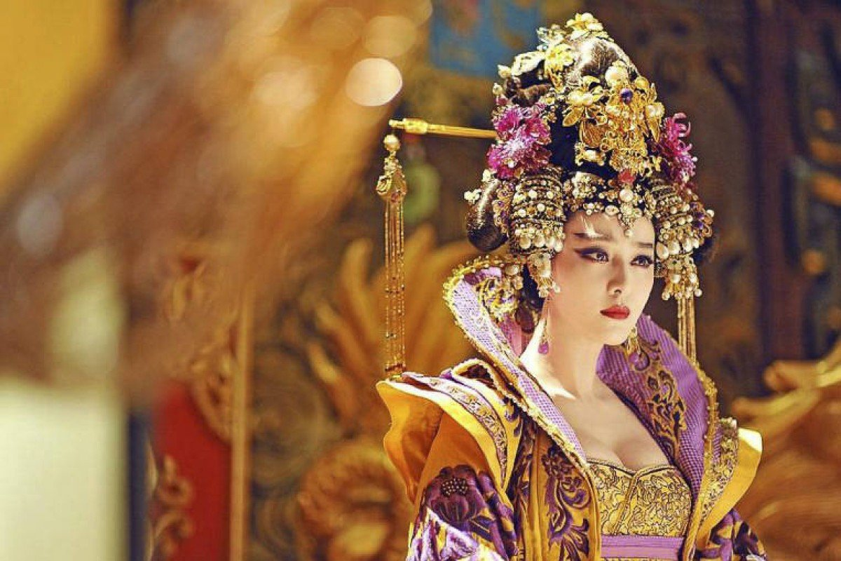 actress fan bingbing on becoming the new empress of china post