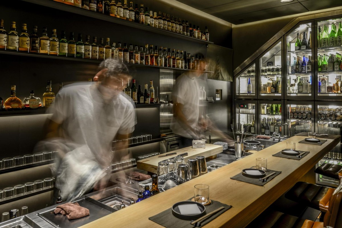 A wide variety of sake is available at Ronin, the sister outlet of modern Japanese izakaya Yardbird. Different sake can be paired with different dishes.
