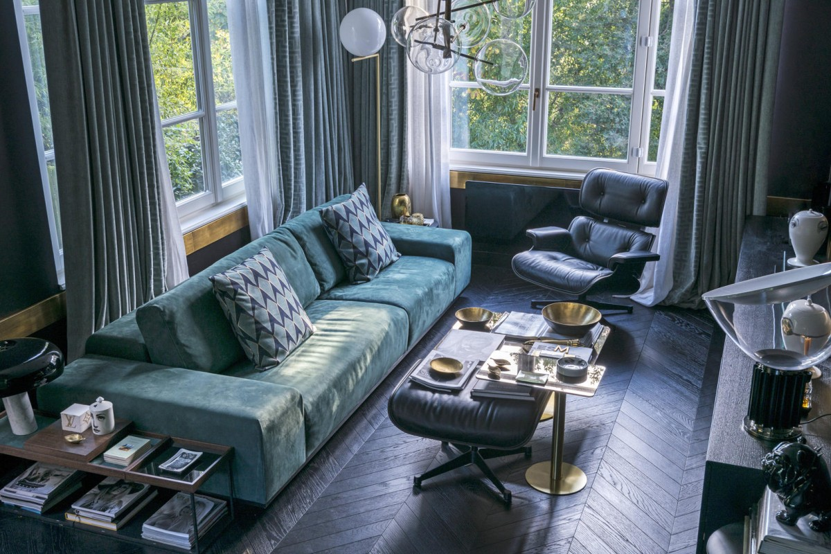 interior designer monica damonte transforms a mediterranean villa