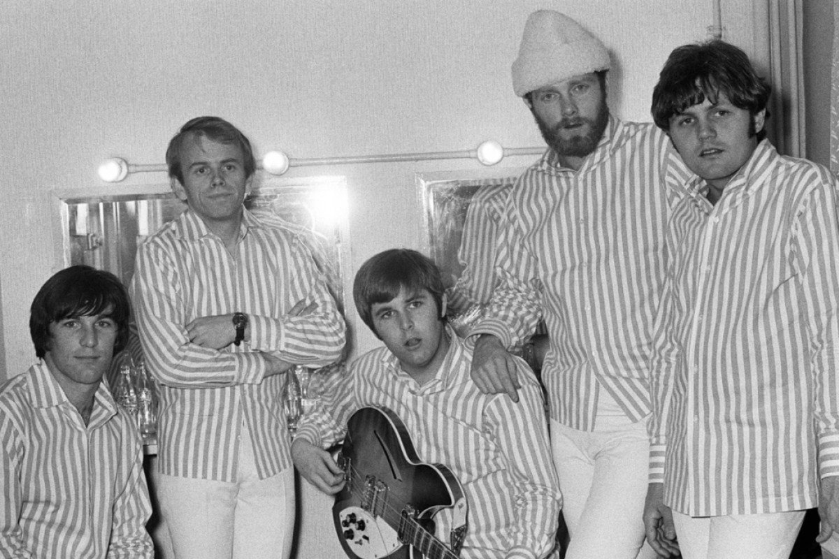 The Beach Boys. Photo: Corbis