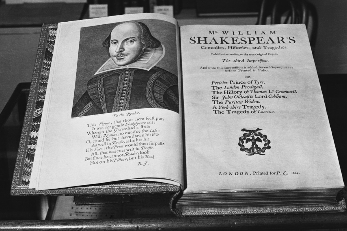 We use phrases from Shakespeare without even knowing it, so much has he contributed to the English language. Photos: Corbis