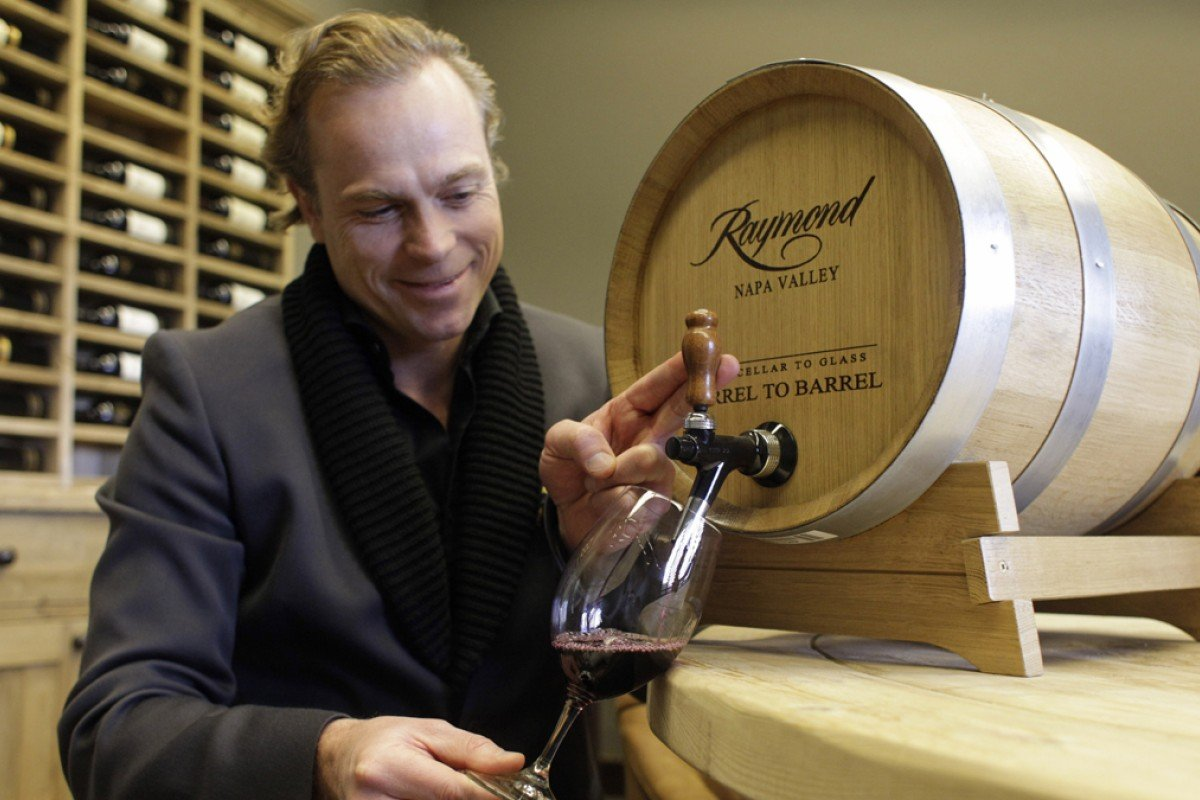 Jean-Charles Boisset, president of Boisset Family Estates. Photo: AP