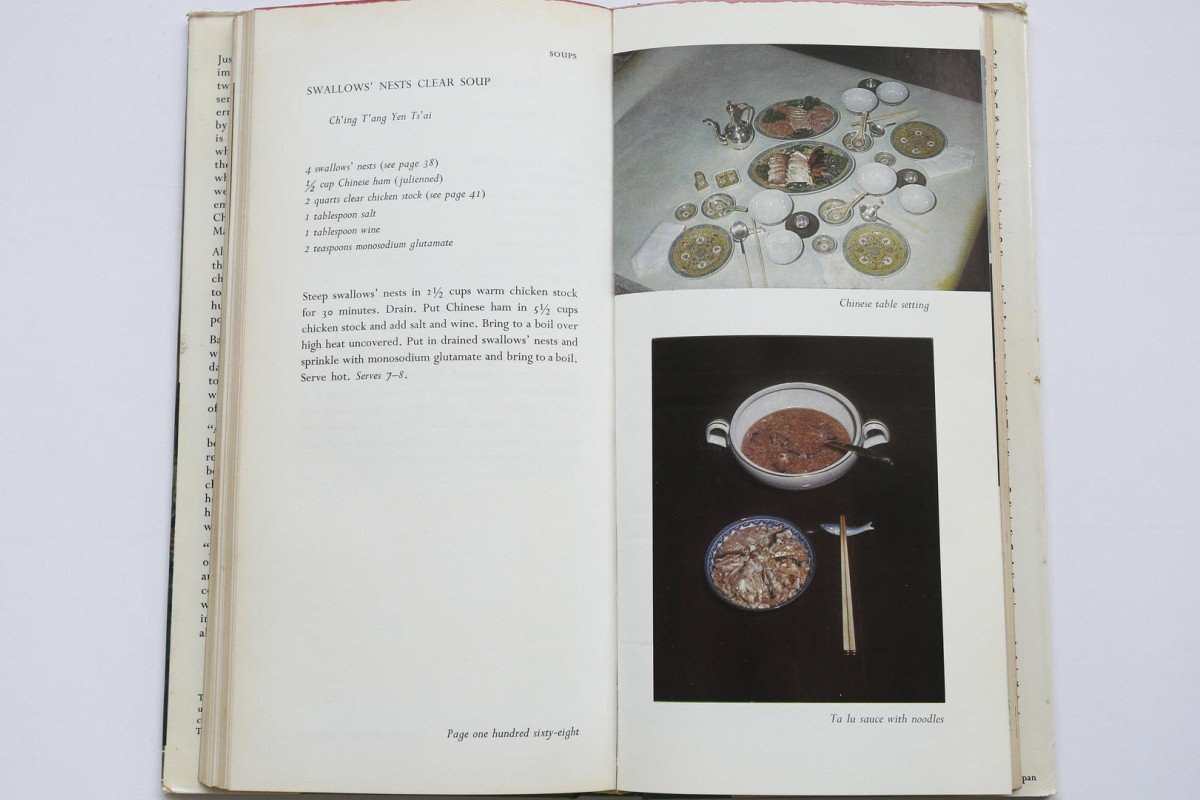 A recipe from the book.