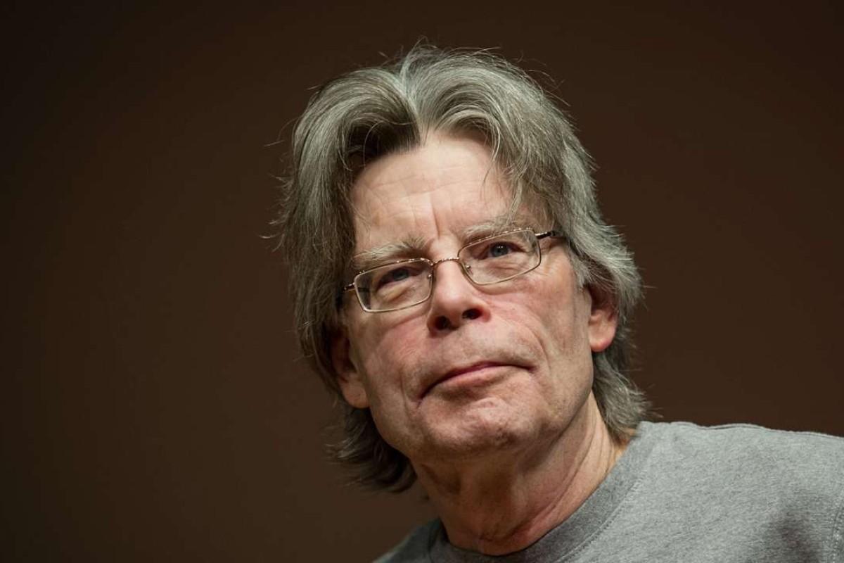 Novelist Stephen King. Photo: EPA