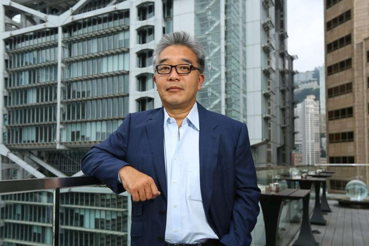 James Chen. Pictures: Edmond So