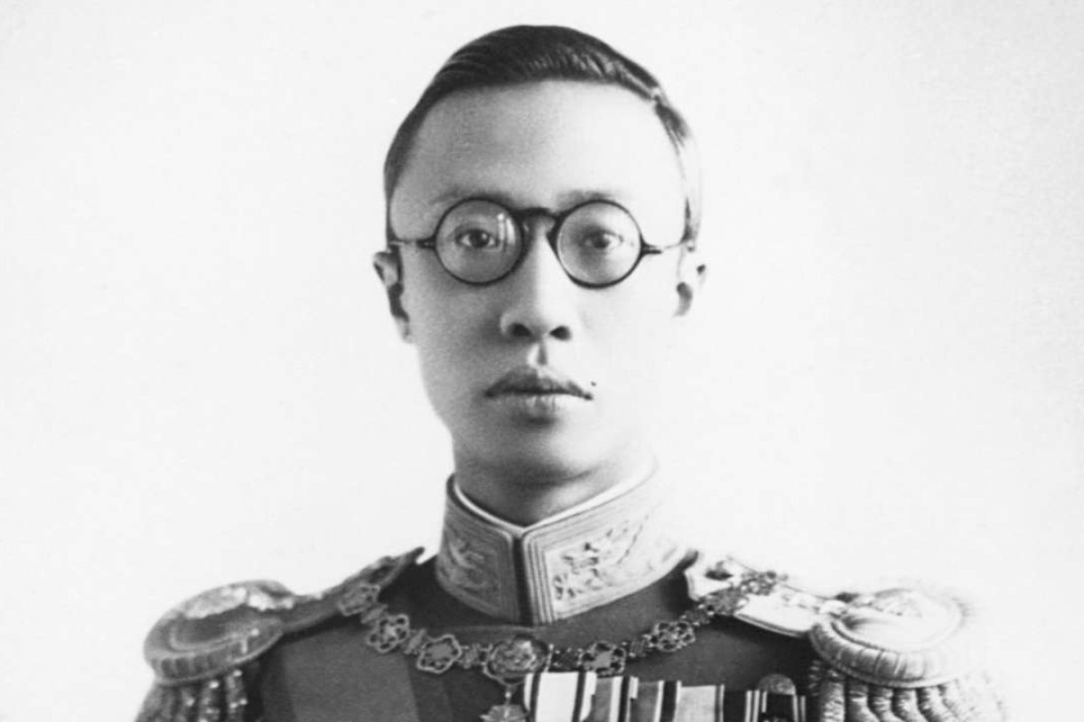 Puyi, the last emperor of China. Picture: Corbis