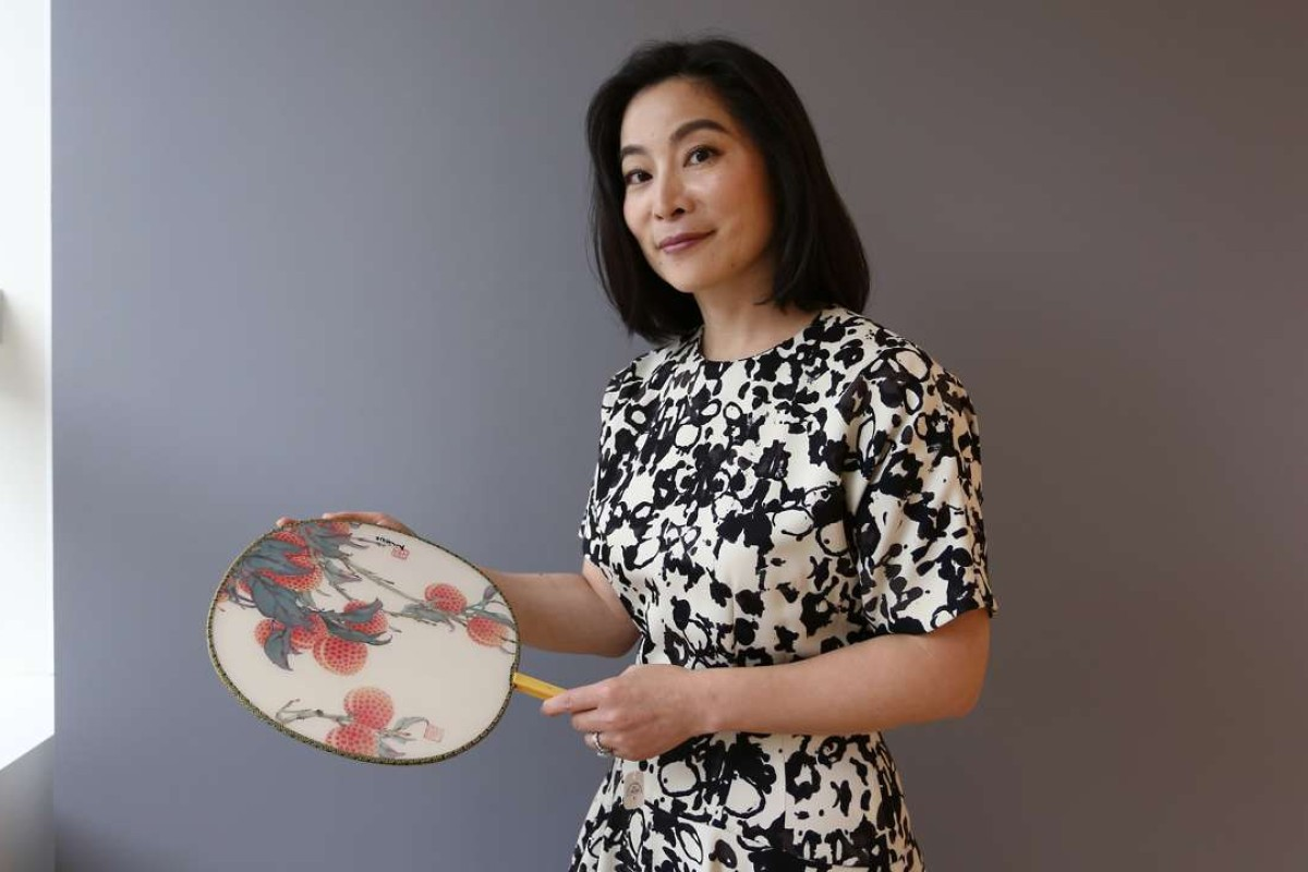 Rebecca Wei, president of Christie's Asia, at Alexandra House in Central, Hong Kong. Photo: Jonathan Wong