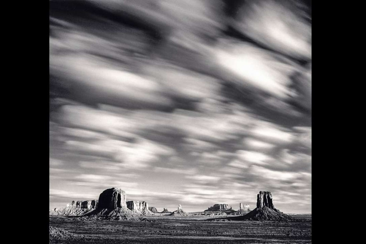 Morning Clouds, Monument Valley, Utah, USA (2005).