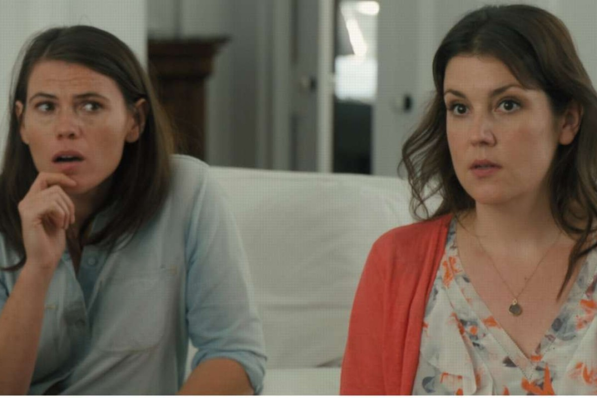 Clea DuVall (left) and Melanie Lynskey in The Intervention. Picture: Polly Morgan