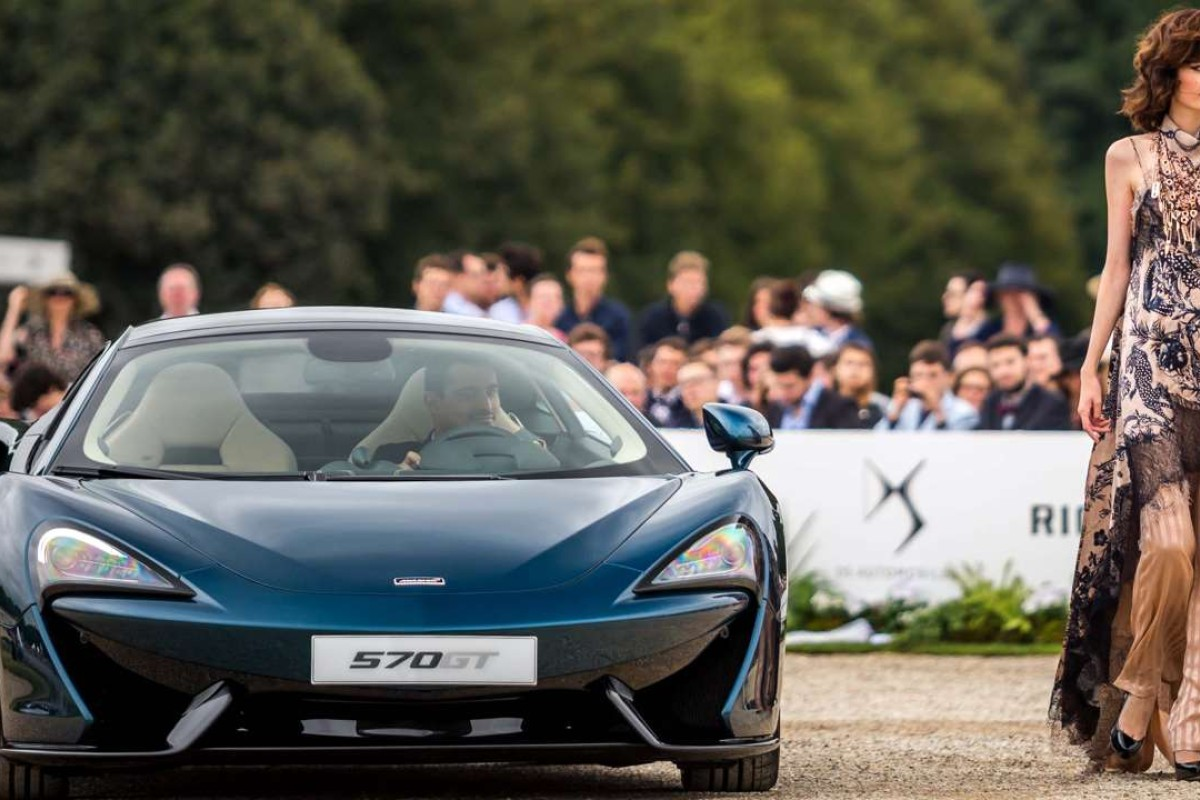 Chantilly Arts & Elegance Richard Mille 2016 celebrated the art of the car.